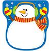 Carson Dellosa Snowman Notepad *