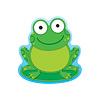 Carson Dellosa Frog Notepad