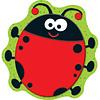 Carson Dellosa Ladybug Notepad
