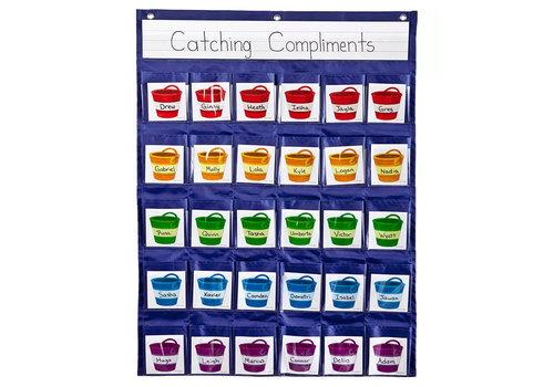 Carson Dellosa Positive Reinforcement Pocket Chart