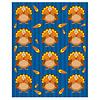 Carson Dellosa Turkeys Shape Stickers *