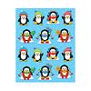 Carson Dellosa Penguins Shape Stickers