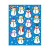 Carson Dellosa Snowmen Shape Stickers *