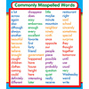Carson Dellosa Commonly Misspelled Words Sticker Pack (D) *