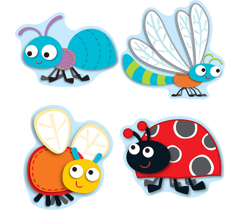 "Buggy"" for Bugs Cut-Outs"