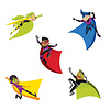 Carson Dellosa Super Power Super Kids Cut-Outs