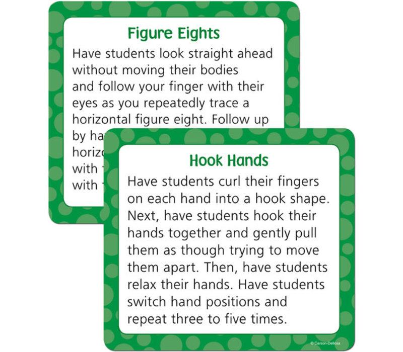 Brain Breaks: Focus Curriculum Cut-Outs *