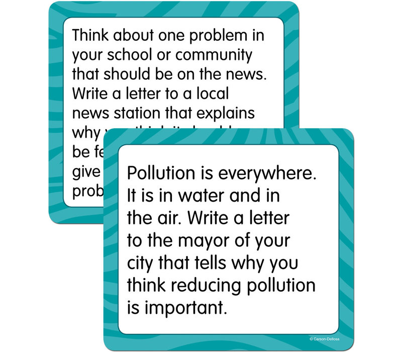 Story Starters:  Opinion Curriculum Cut-Outs *