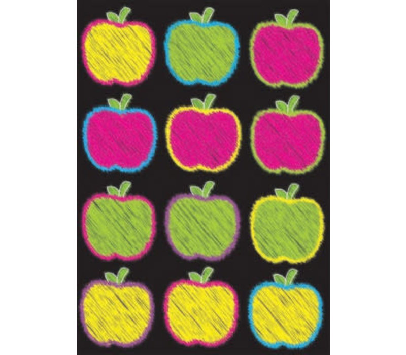 Magnetic Scribble Apples