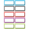 ASHLEY PRODUCTIONS Die-Cut Magnets, Color Chevron Nameplates