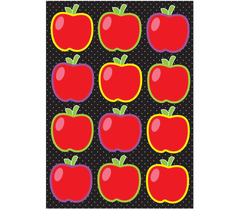 Die-Cut Magnets, Apples
