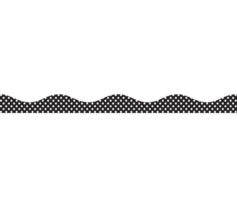 Magnetic Border, White Dots