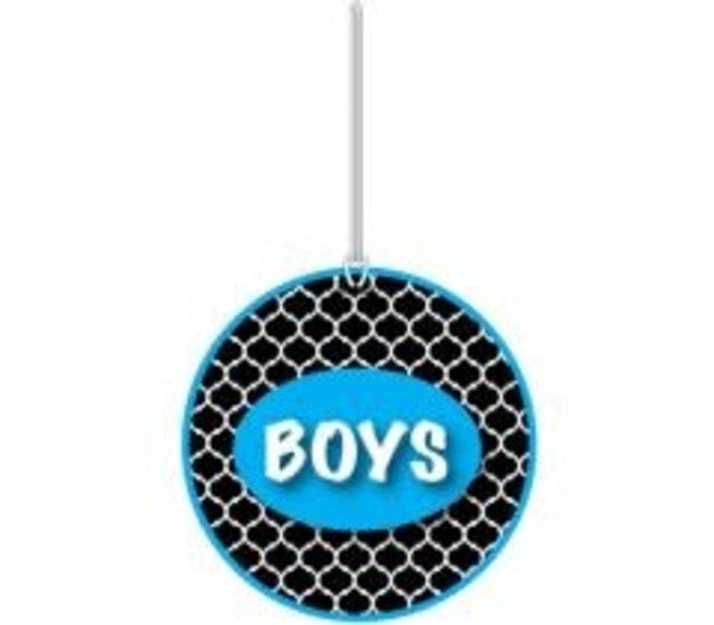 Moroccan Boys Hall Pass