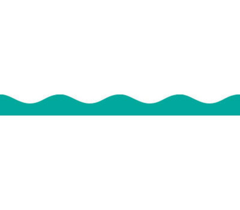 Big  Magnetic Border, Turquoise