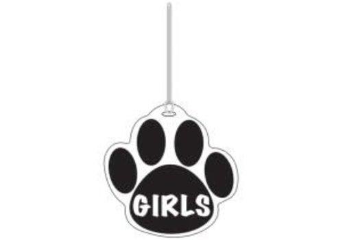 ASHLEY PRODUCTIONS Black Paw Girls Hall Pass