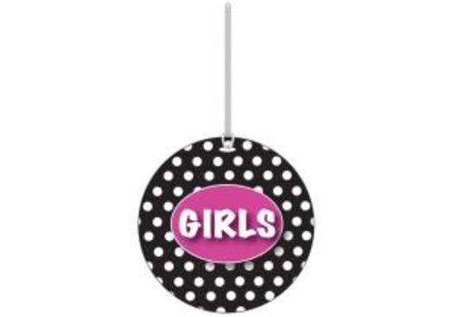 ASHLEY PRODUCTIONS White Dots Girls Hall Pass