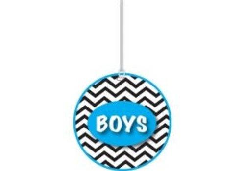 ASHLEY PRODUCTIONS Chevron Boys Hall Pass