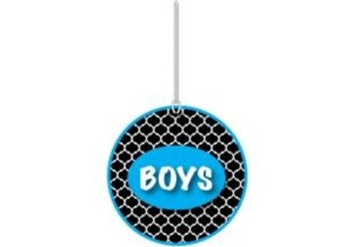 ASHLEY PRODUCTIONS Moroccan Boys Hall Pass