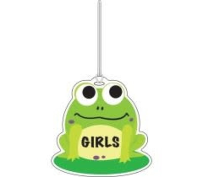 Frog Girls Hall Pass