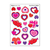 Trend Enterprises Sweet Hearts / Cherry  Stinky Stickers *