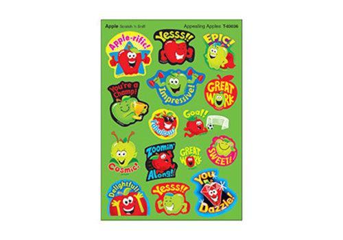 Trend Enterprises Appealing Apples / Apple  Stinky Stickers