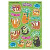 Trend Enterprises Copy of Copy of Flower Power Sparkle Stickers