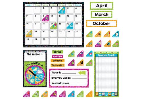 Trend Enterprises Color Harmony Calendar Set