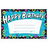 Trend Enterprises Color Harmony Happy Birthday Award *