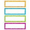 Trend Enterprises Color Harmony Name Plates Variety Pack