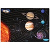 ASHLEY PRODUCTIONS Learning Mat Solar System *