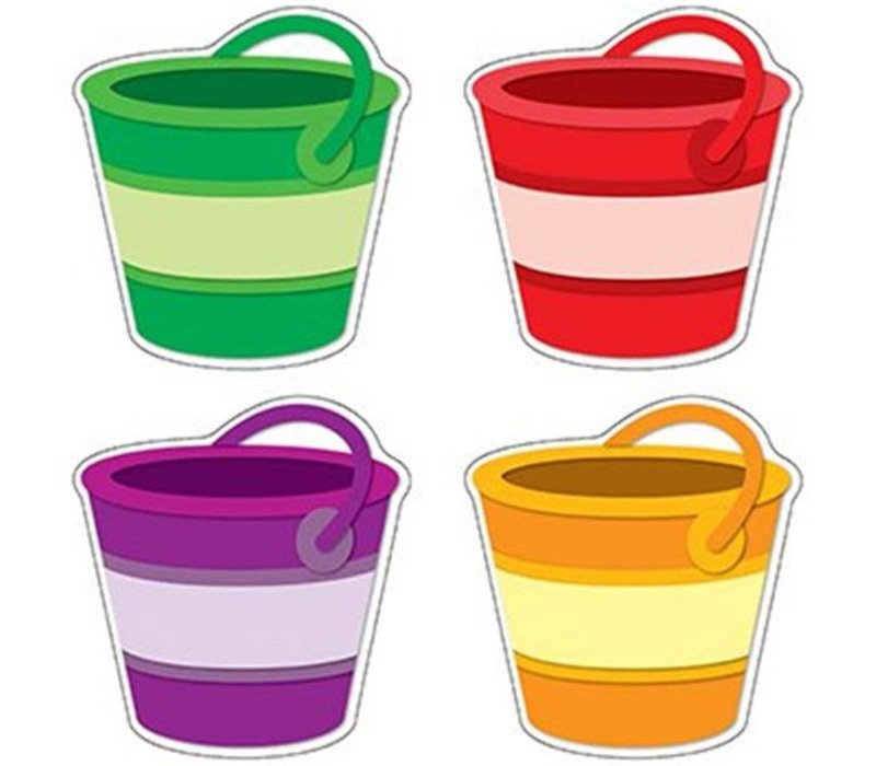 Buckets Cut-Outs *  (D)
