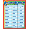 Carson Dellosa Awesome Adjectives Poster