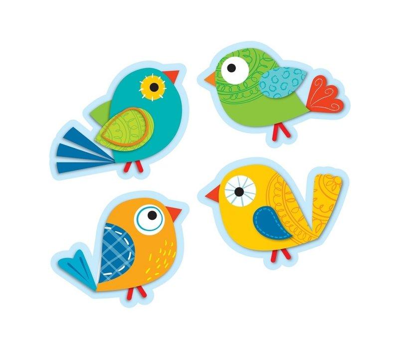 Boho Birds Cut-Outs *