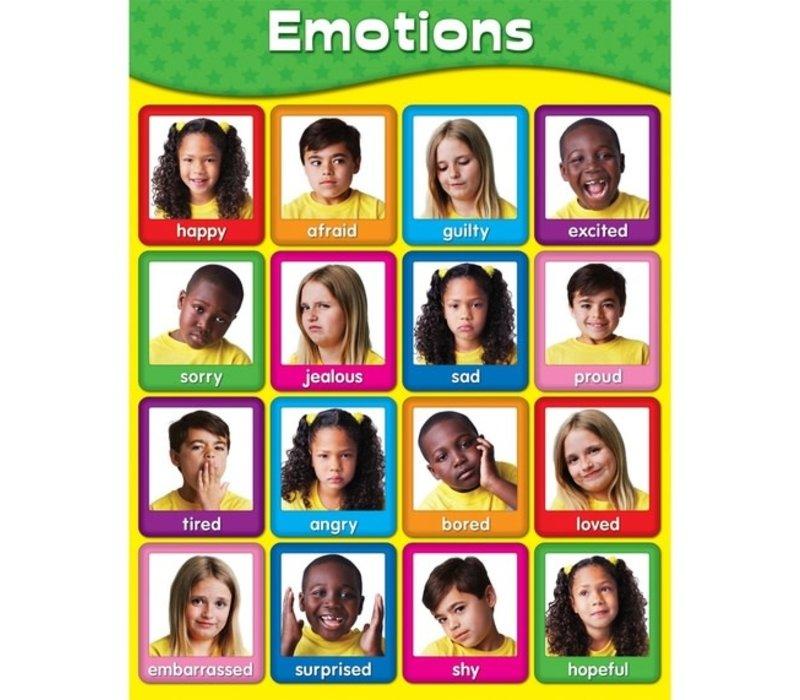 Emotions Chart *