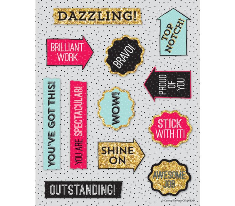 Shine On Motivator Stickers *