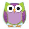 Carson Dellosa Colorful Owl Mini Cut-Outs
