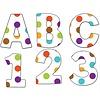 """Carson Dellosa Calypso EZ Uppercase Letters 4"""""""