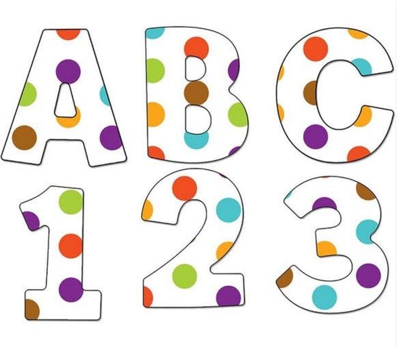 """Calypso EZ Uppercase Letters 4"""""""