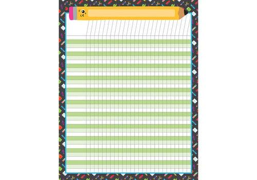 Carson Dellosa School Tools Incentive Chart*