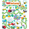 Carson Dellosa Buggy for Bugs Behavior Bulletin Board Set