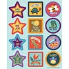 Carson Dellosa Nature Explorers Motivators Shape Stickers *