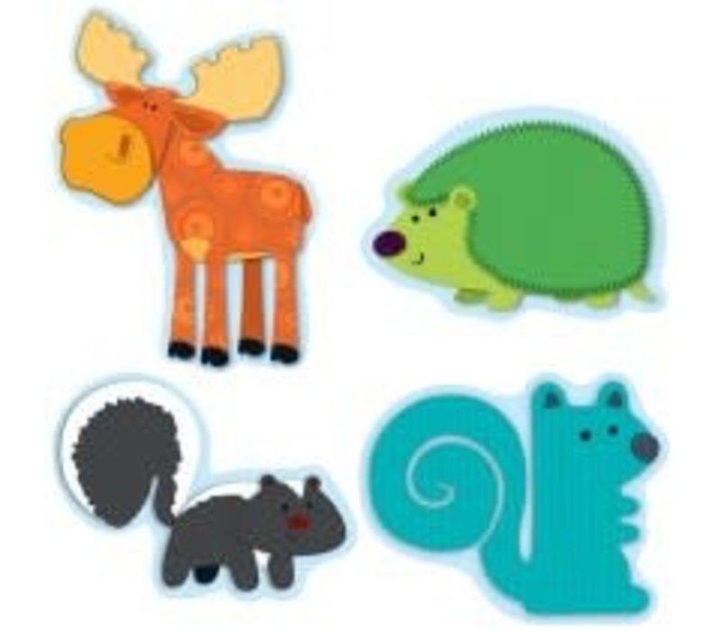 Moose & Friends Cut-Outs