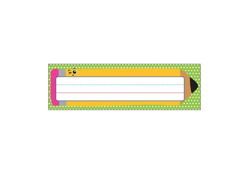 Carson Dellosa School Tools Nameplates