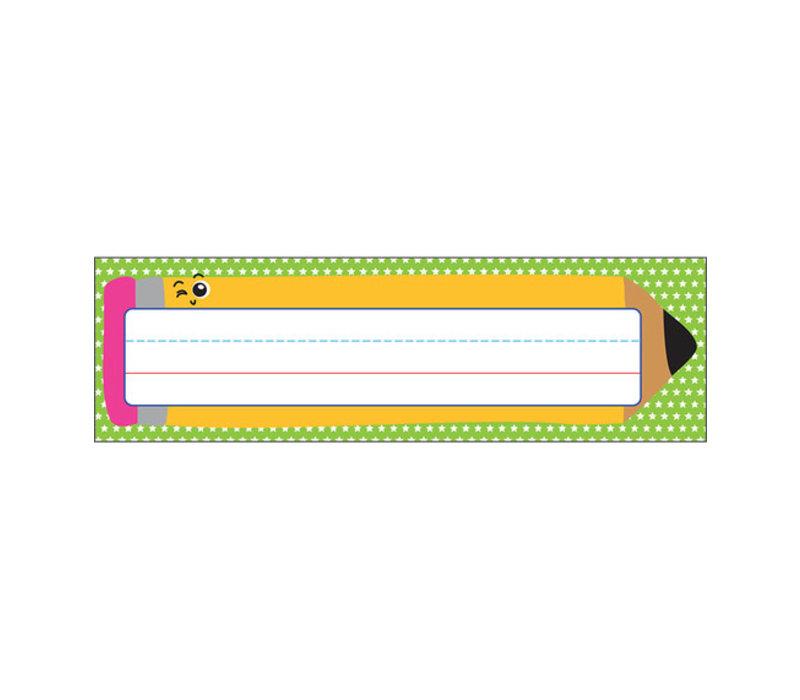 School Tools Nameplates *