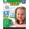 Carson Dellosa Social Skills Matter! Book