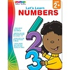 Carson Dellosa Lets Learn Numbers, Ages 2 - 5