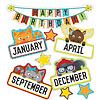 Carson Dellosa Hipster Birthday Mini Bulletin Board Set *