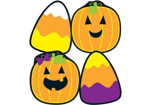 Carson Dellosa Halloween Cut-Outs *