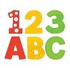 """Carson Dellosa Boho EZ Letters Uppercase 4"""""""