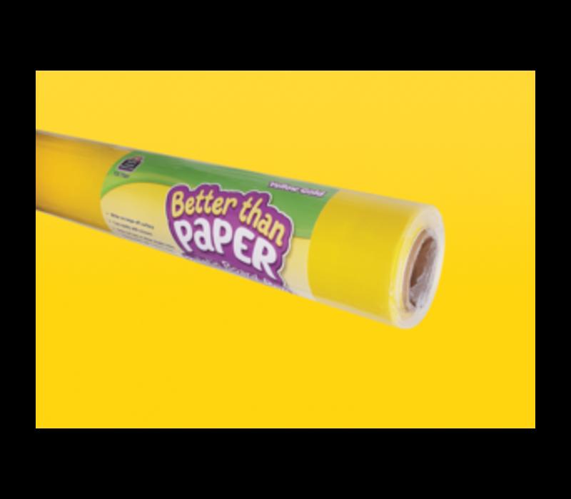 Better than Paper - Yellow Gold  Bulletin Board Roll